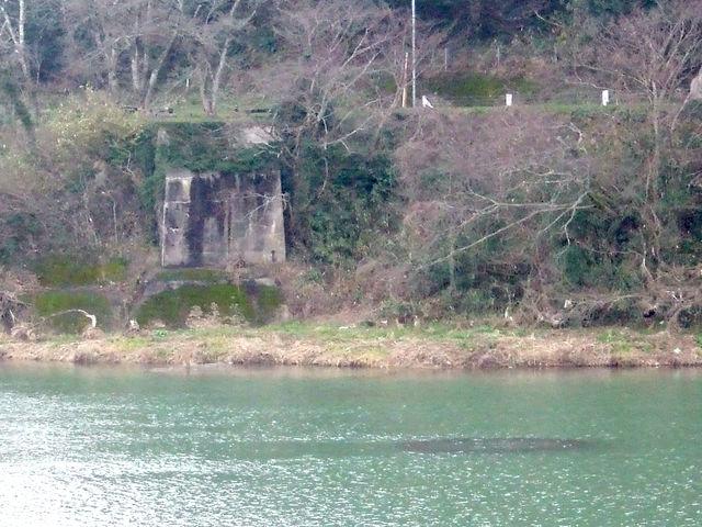鶴岡橋梁跡