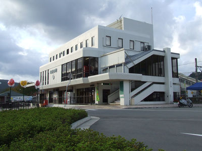 和田山駅2